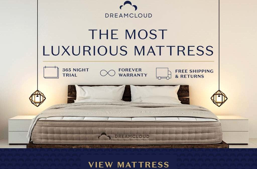 DreamCloud Mattress Coupon & Discount Code [September 2019]