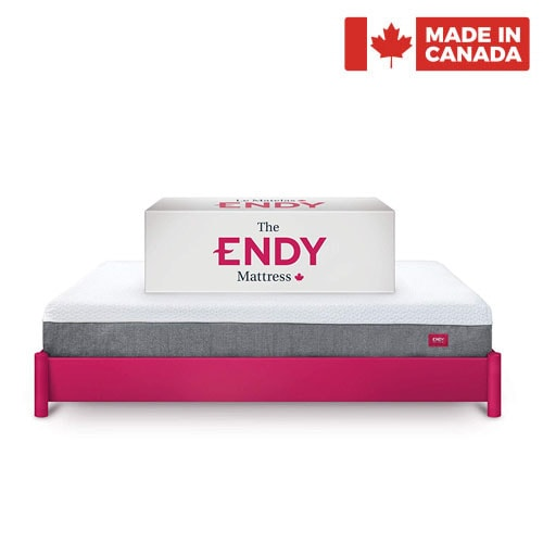 Endy Mattress-Made in Canada