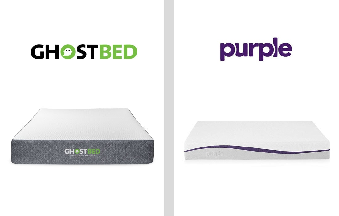 Ghostbed vs Purple Mattress