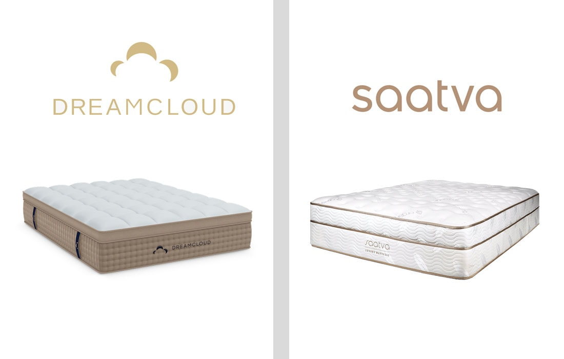 DreamCloud and Saatva