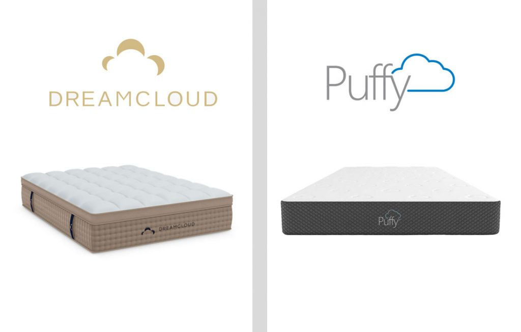 dreamcloud vs puffy feature